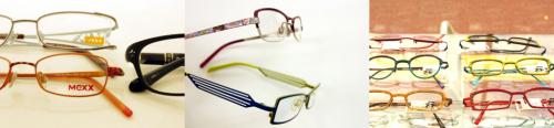 子供用の眼鏡